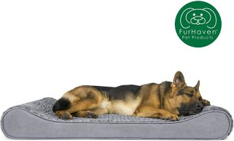 Furhaven Dog & Cat Bed