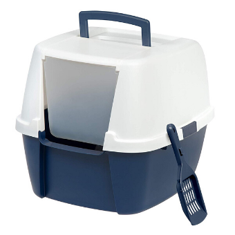 Jumbo Litter Box with Litter Scoop